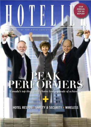 Peak Performers: Andrew Torriani HOTELIER