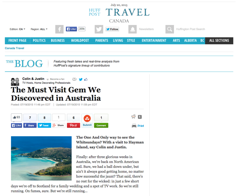 The Must Visit Gem we Discovered in Australia HUFF POST CANADA