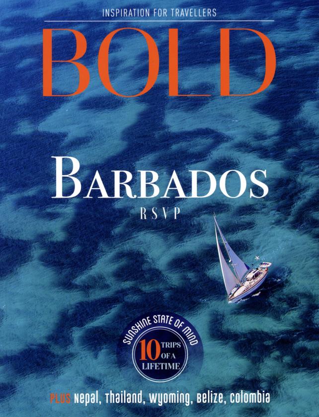 Barbados RSVP BOLD MAGAZINE