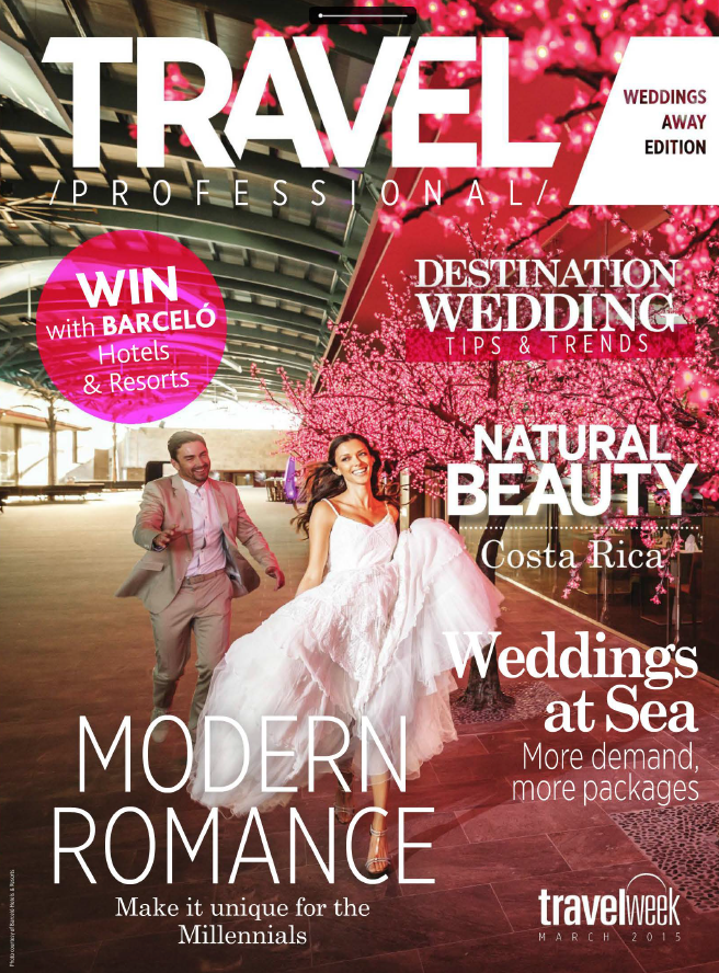Brides, Grooms Travel in Style with ACV TRAVEL PROFESSIONAL