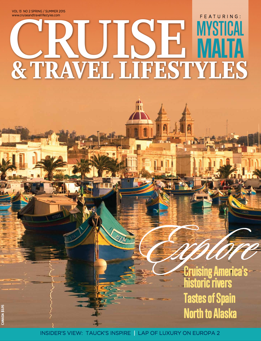 Staying Places<br>CRUISE & TRAVEL LIFESTYLES