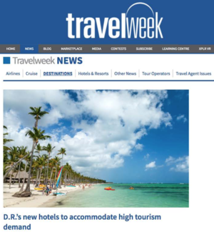 Hotels to accommodate high tourism demand<br>TRAVELWEEK