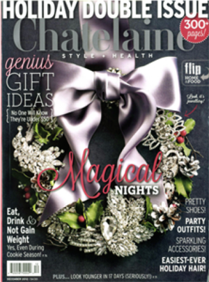 Magical Side to the Island<BR>CHATELAINE