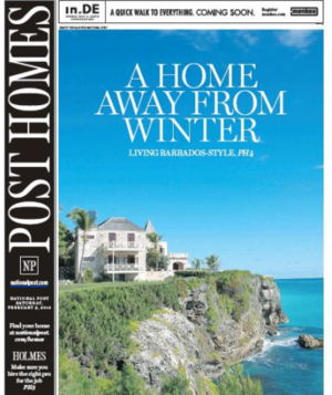 A home away from winter<br>NATIONAL POST
