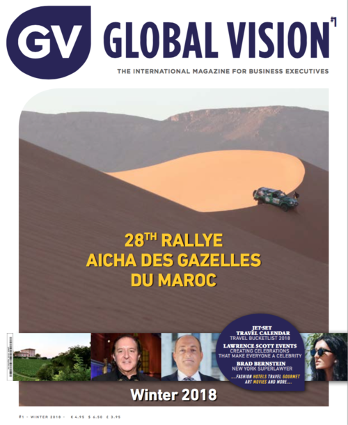 The Luxury Health & Wellness Haven of Barbados<BR>GLOBAL VISION MAGAZINE