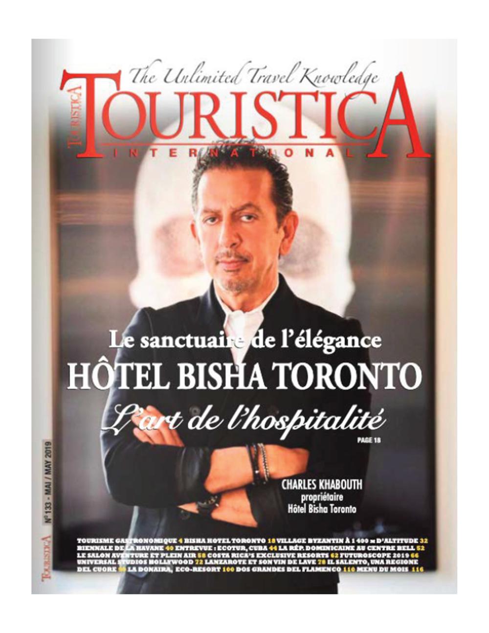 TOURISTICA INTERNATIONAL