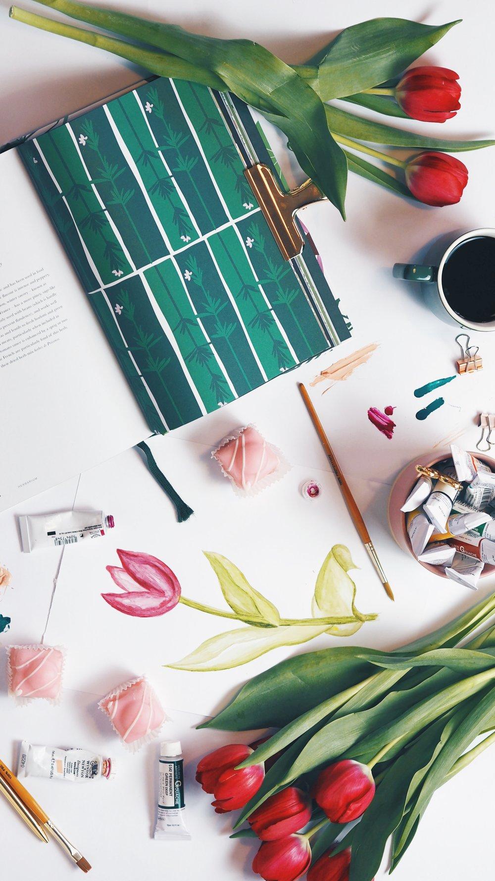 tulip-flatlay-styling.JPG