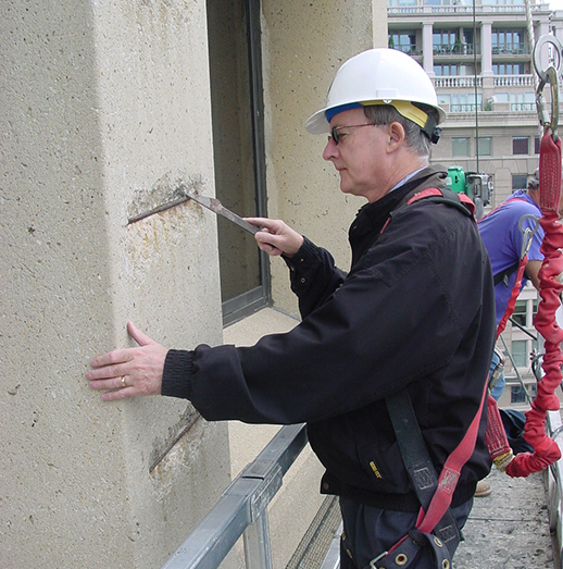 Facade Engineering  (Includes Concrete & Masonry Deterioration/Repair; Waterproofing & Expansion Joint Failures; and Facade Deficiencies & Failures)