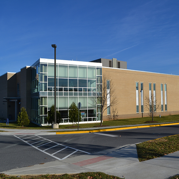 Langley High School Addition