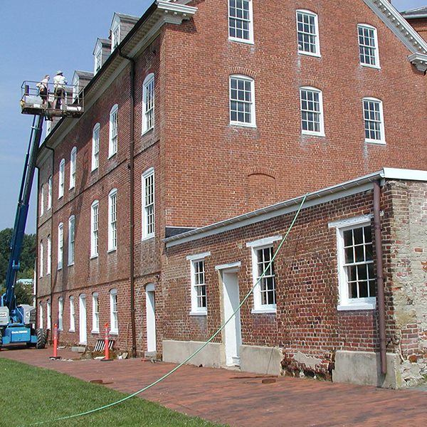 Charles Carroll Manor House Restoration