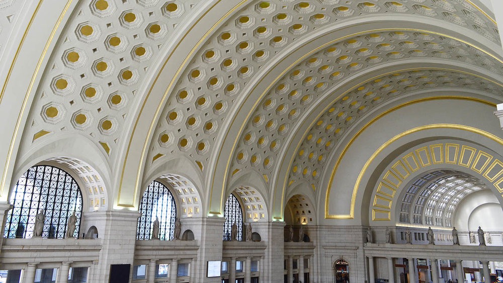 Washington Union Station Main Hall Renovation