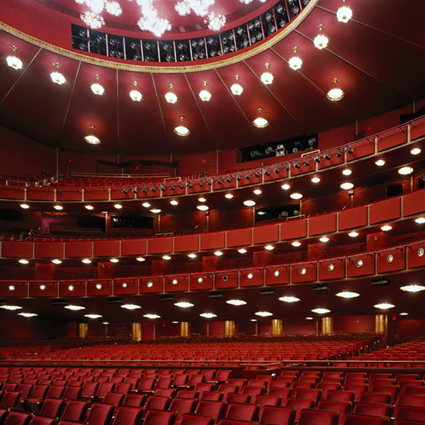 The Kennedy Center Opera House Renovation