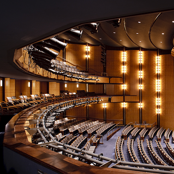 The Kennedy Center Eisenhower Theater Renovation