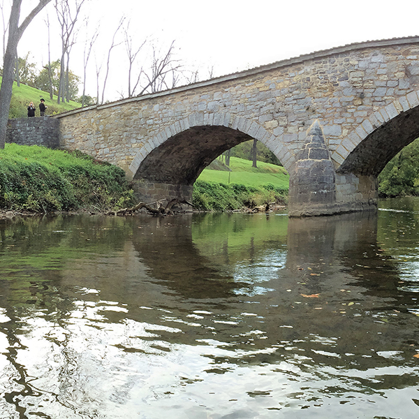 Burnside Bridge Preservation & Restoration
