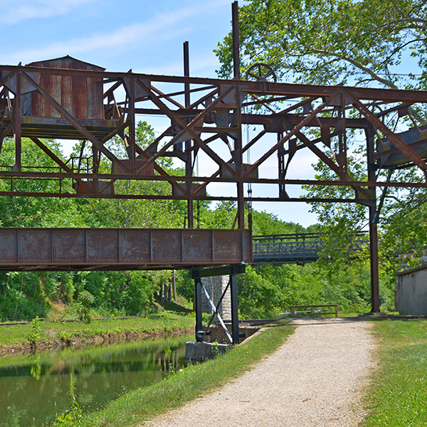 Williamsport Railroad Lift Bridge Structural Investigation