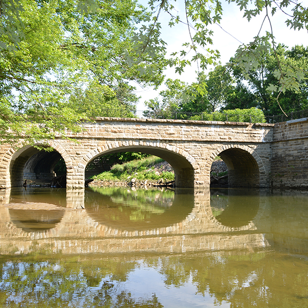 Catoctin Creek Aqueduct Stabilization