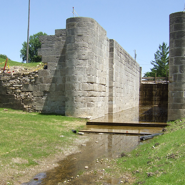 Lockington Lock No. 1 Restoration