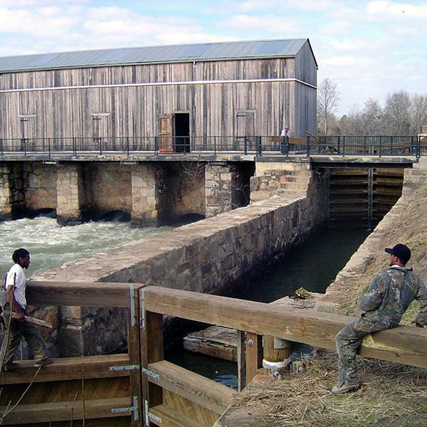 Augusta Canal Restoration
