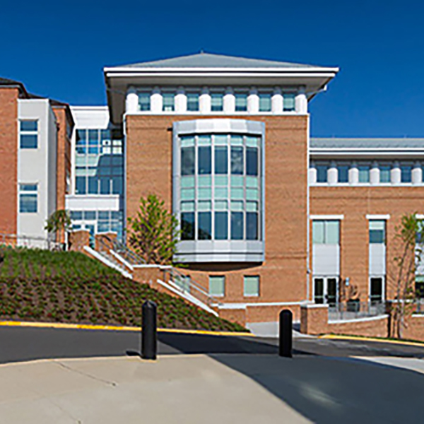 George Washington University Ames Hall Addition/Renovation