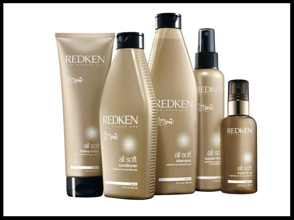 Redkin - Redken delivers soft hair care.
