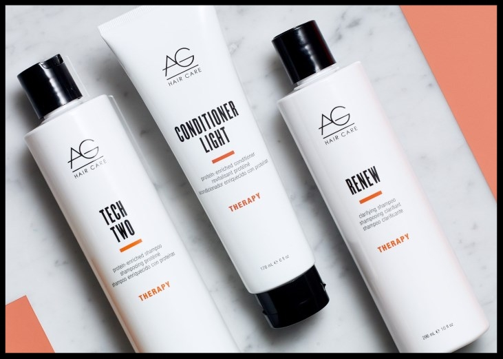 AG Hair Collection - This brand has something for any hair type. Come see which one is for you