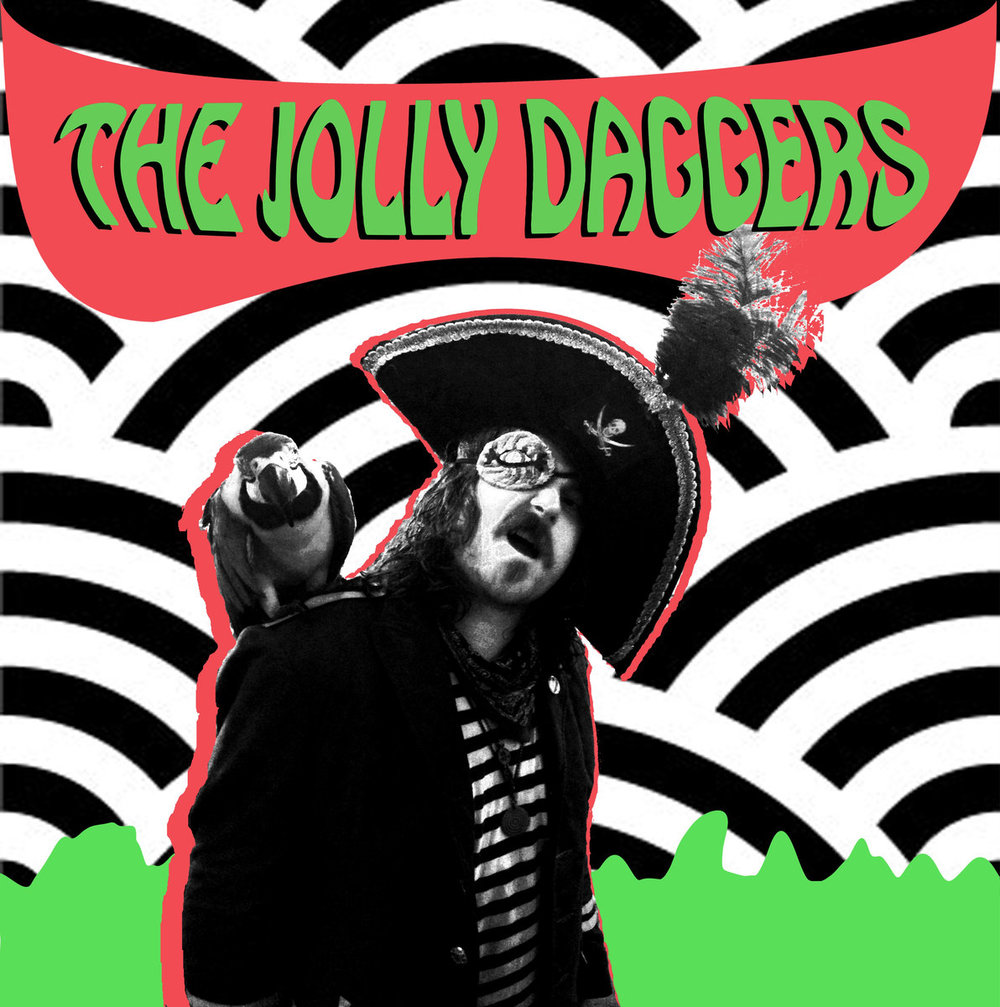 6/30 1 til 5 Mermaid Fest with Jolly Daggers & Gypsy Funk Squad