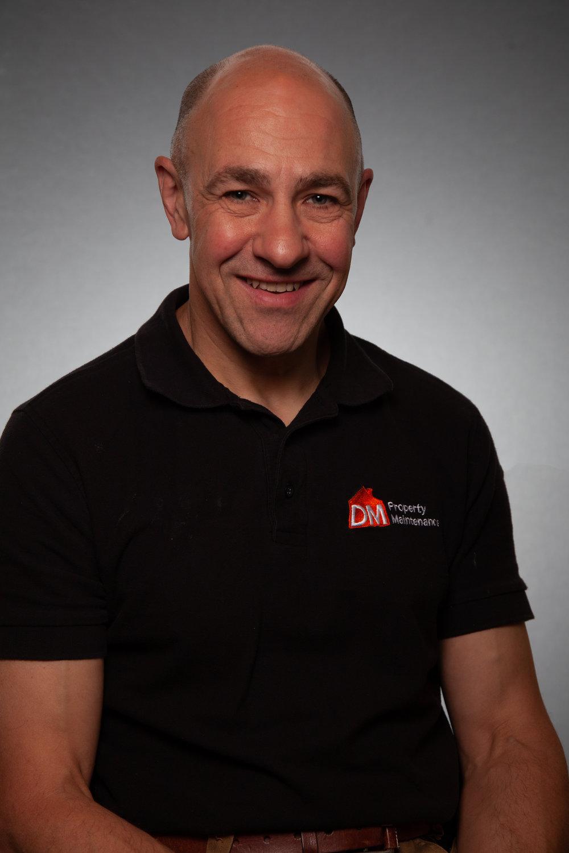 David Munday, DM Property Maintenance