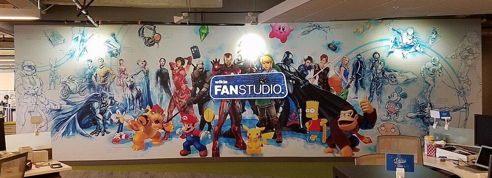 The Fan Studio, the in-house content creation space for Wikia's biggest fans