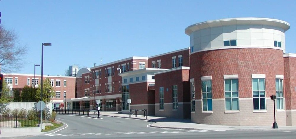 Brunswick Garden Middle School / Roxbury, MA