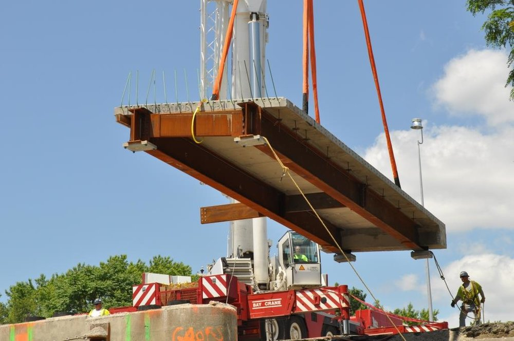 I-93 Superstructure Replacement for 14 Bridges / (Fast 14) / Medford, MA