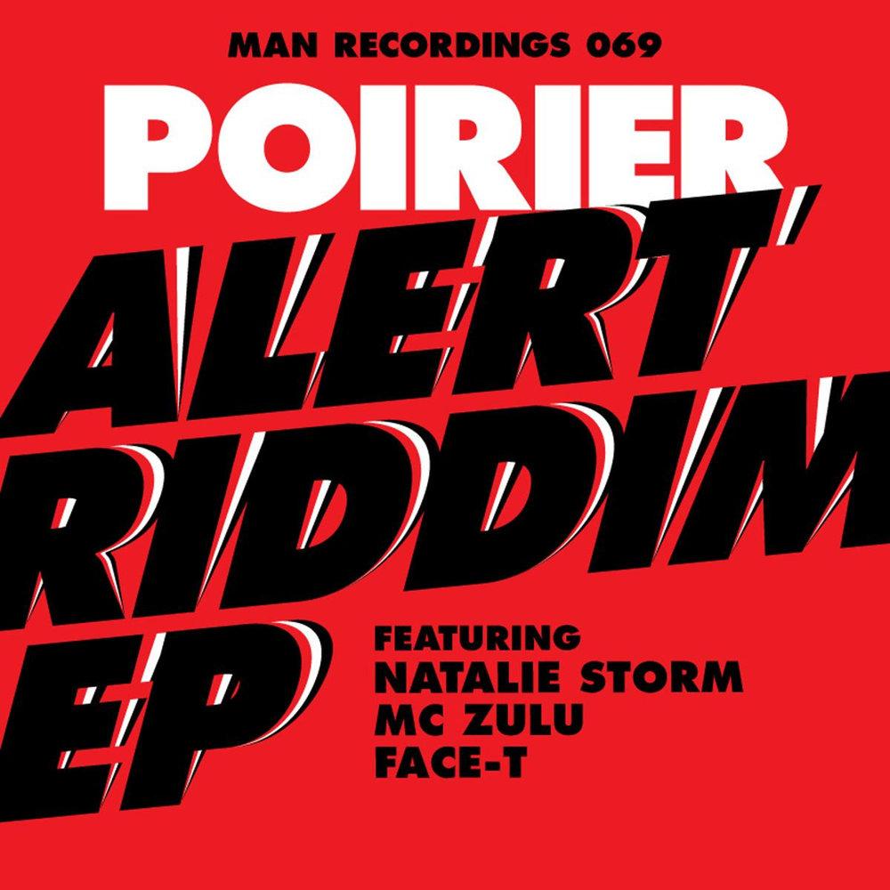 Porier - Alert Riddim EP