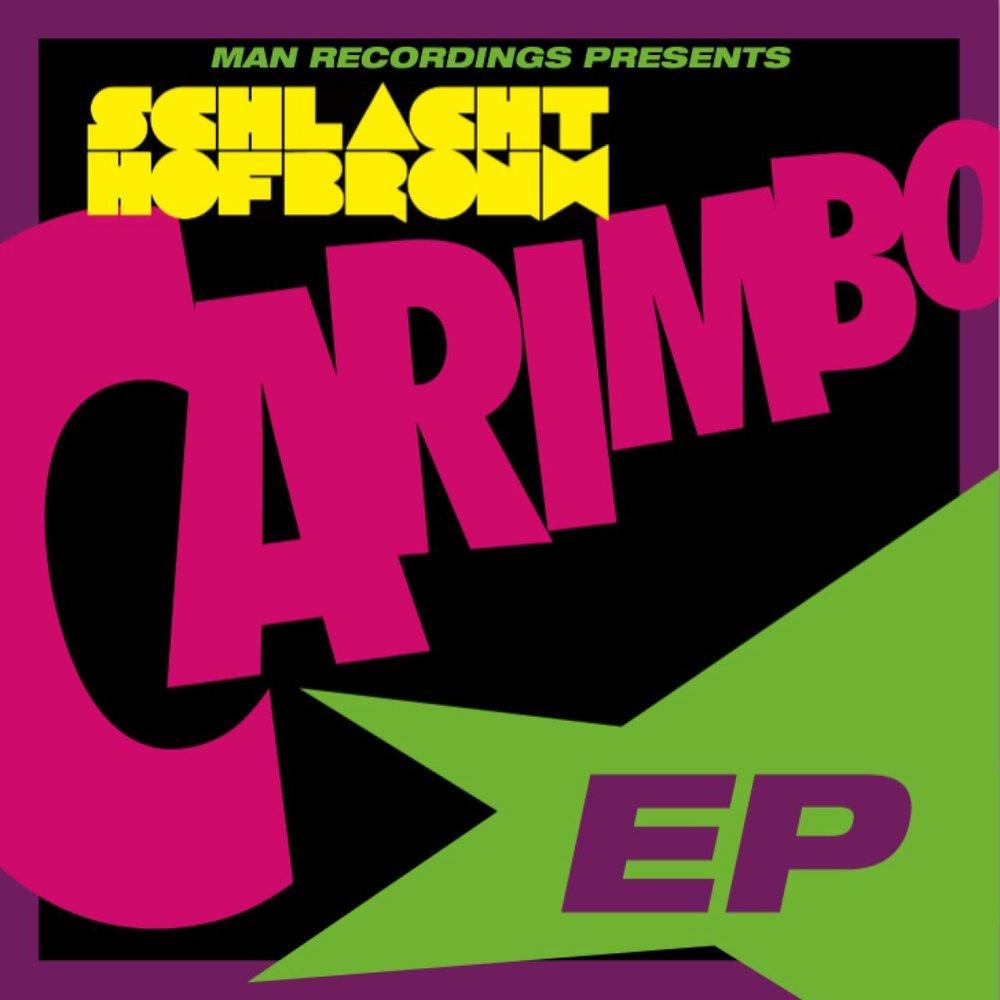 Schlachthofbronx - Carimbo EP