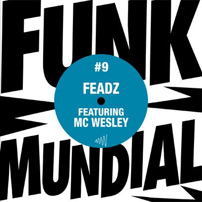 Funk Mundial #9 - Feadz