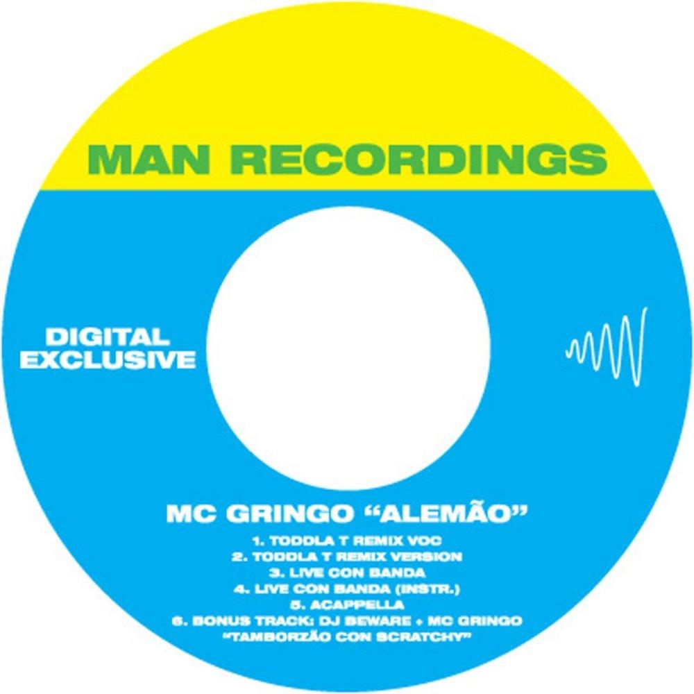 MC Gringo - Alemão
