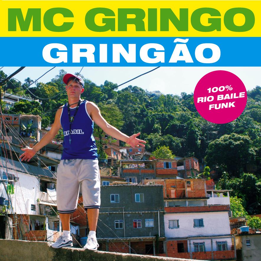 MC Gringo - Gringão