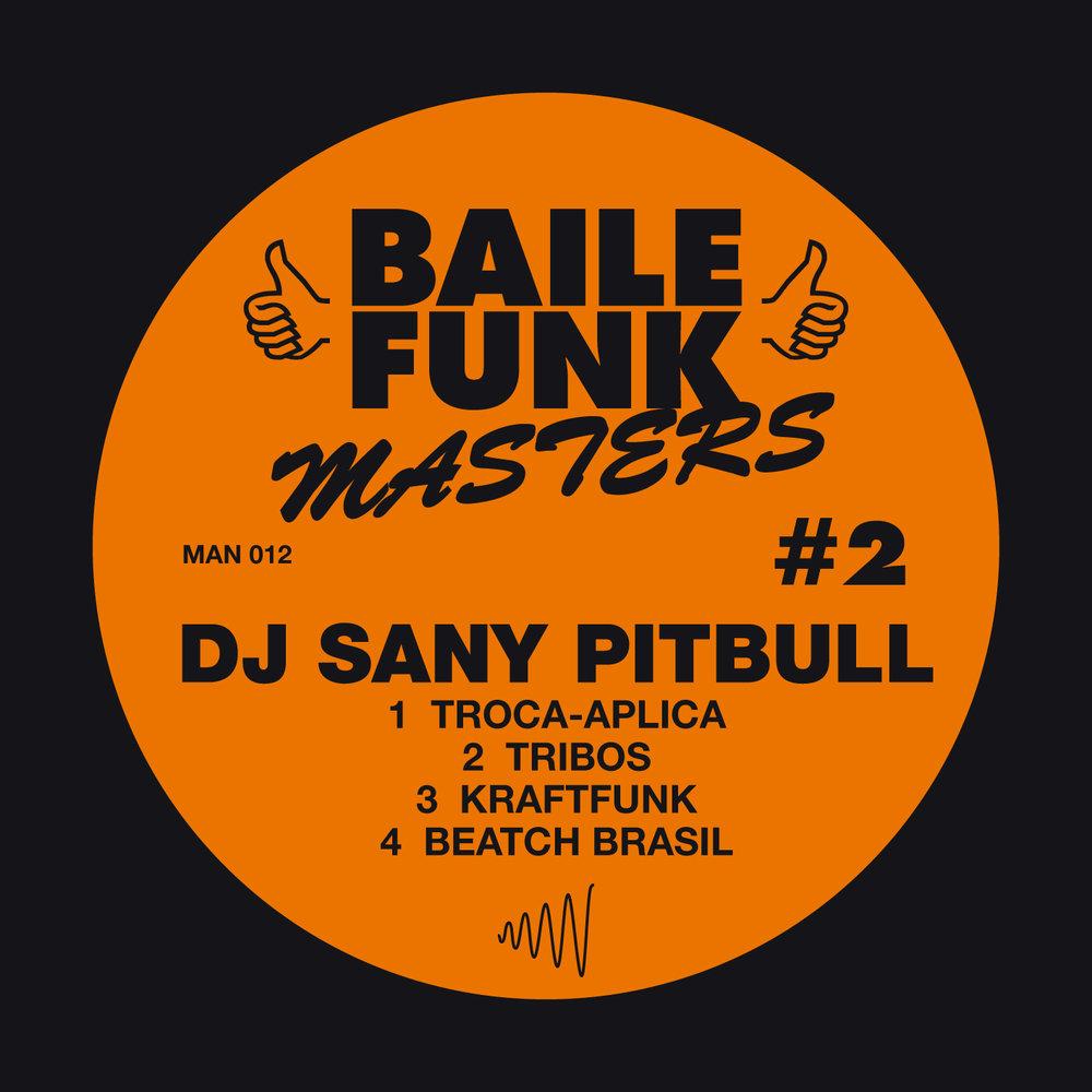 Baile Funk Masters #2 - DJ Sany Pitbull