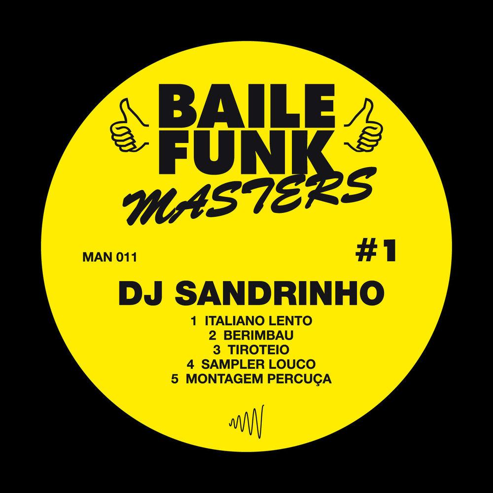 Baile Funk - DJ Sandrinho