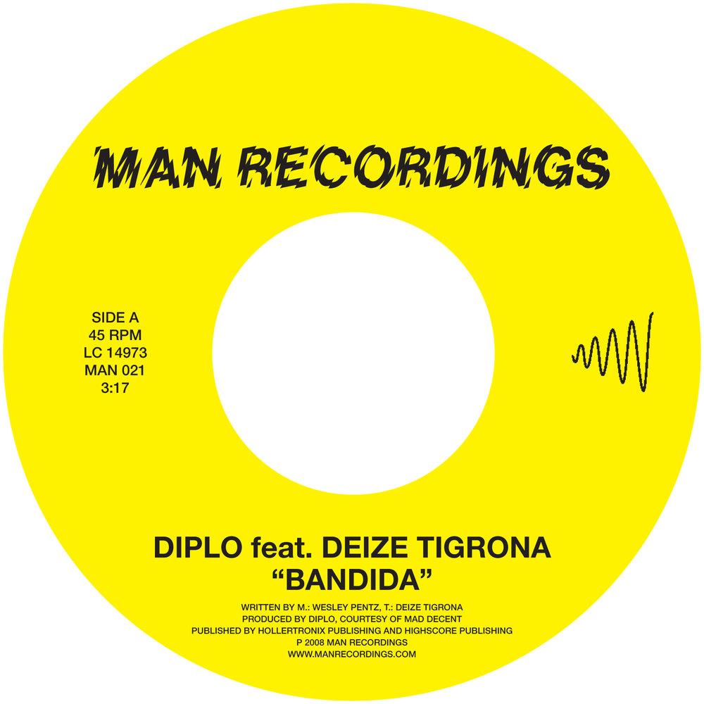 Diplo ft. Deize Tigrona - Bandida