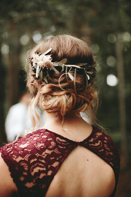 Hair Florals -