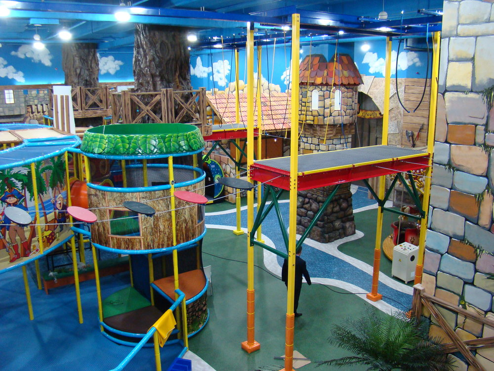 Indoor Playground Business Plan, Edutainment, Family Entertainment, FEC Development