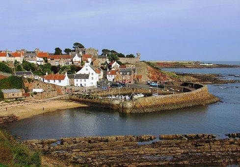 Beautiful Fife coast - Day tours with walks from Edinburgh, small group adventures, Roaming Scotland.JPG