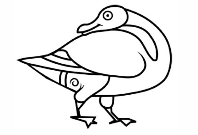 Roaming Scotland's Logo - the Pictish Goose - Scottish tours with walks, small group adventures, Roaming Scotland.jpg