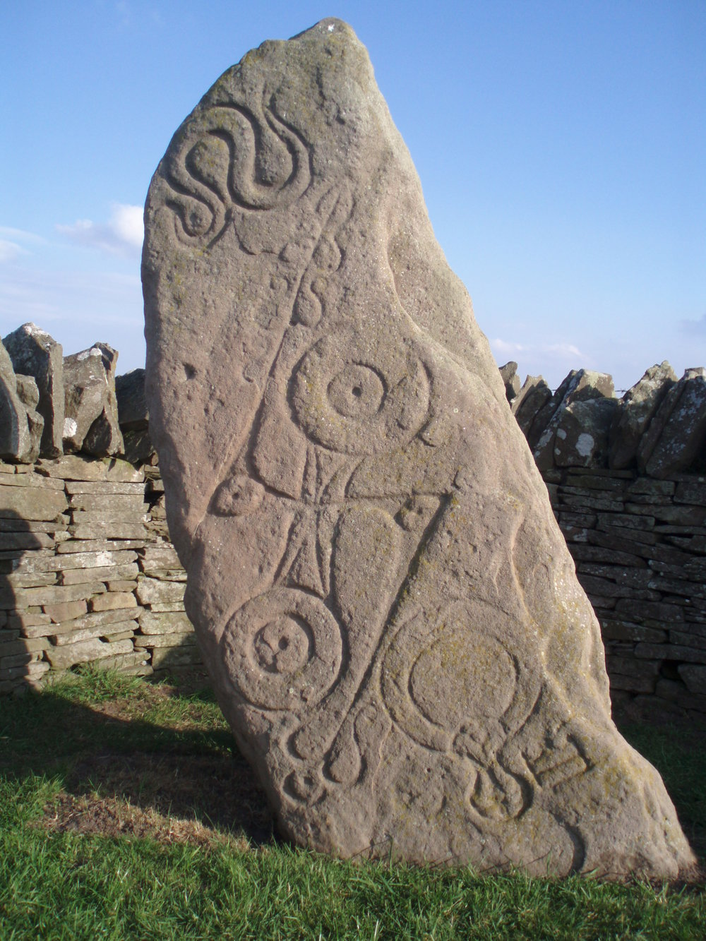 Serpent stone, Angus -  Tour & Walk in small groups - Roaming Scotland..jpg