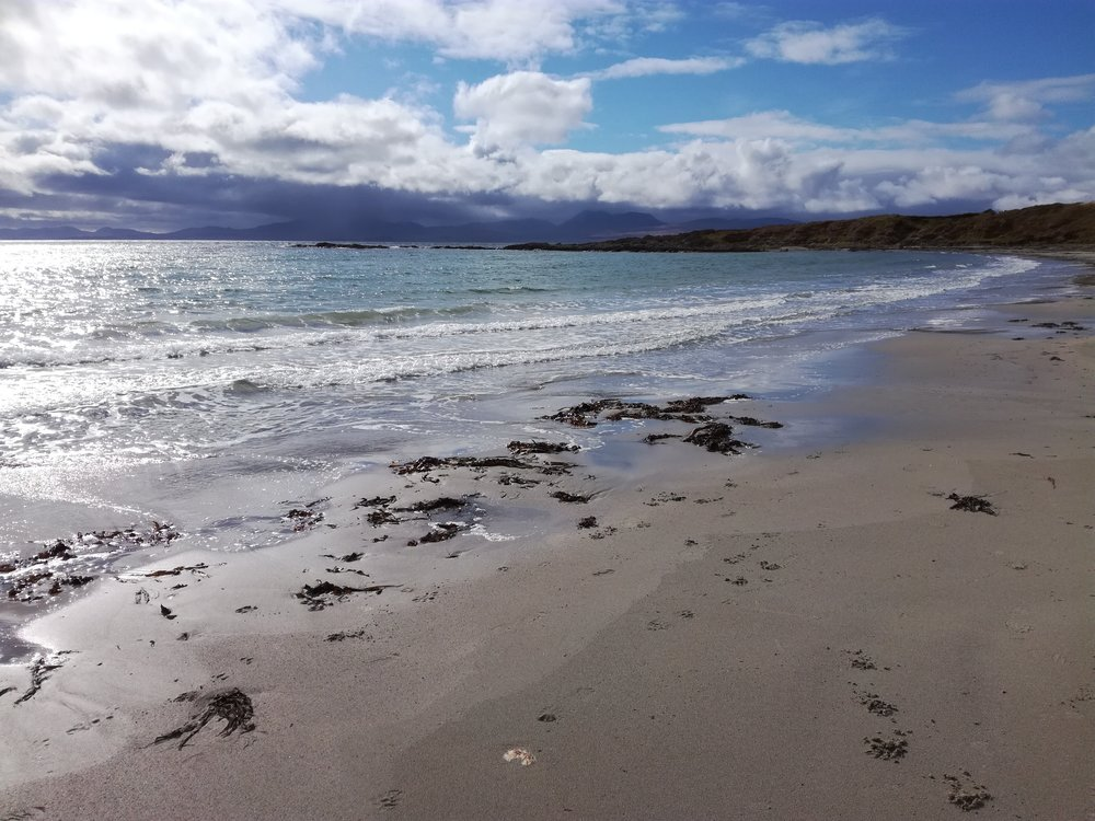 West coast beach -  Tour & Walk in small groups - Roaming Scotland..jpg