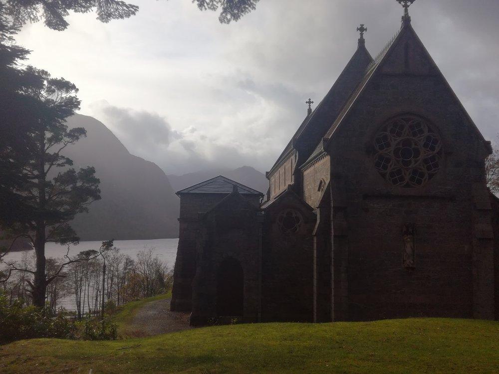 Church at Glenfinnan -  Tour & Walk in small groups - Roaming Scotland..jpg