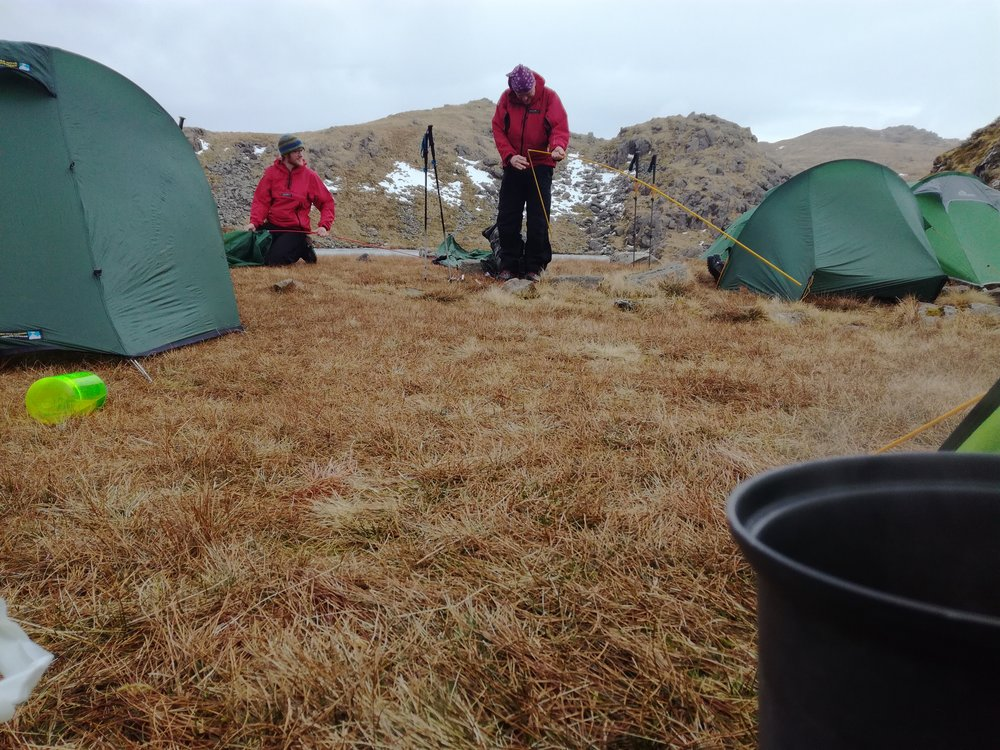Wild camping, Scottish tours with walks, small group adventures, Roaming Scotland.jpg