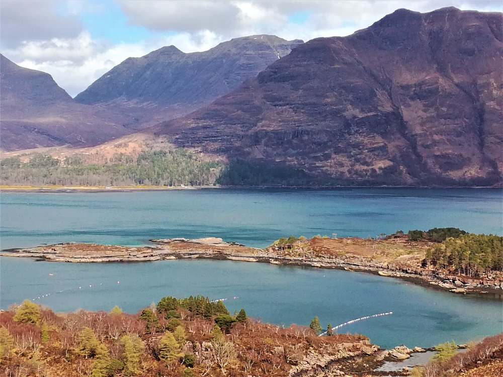 Loch Torridon, Scottish Highlands, Scottish tours with walks, small group adventures, Roaming Scotland.jpg