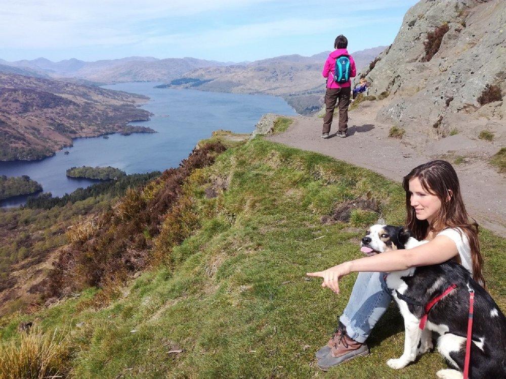 Scottish Trossachs - Day tours with walks from Edinburgh, Glasgow & Stirling -  small group adventures, Roaming Scotland.JPG