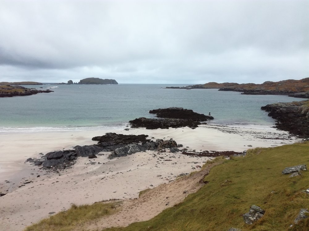Scotland's fine coastal scenery,tours with walks, small group adventures, Roaming Scotland .jpg