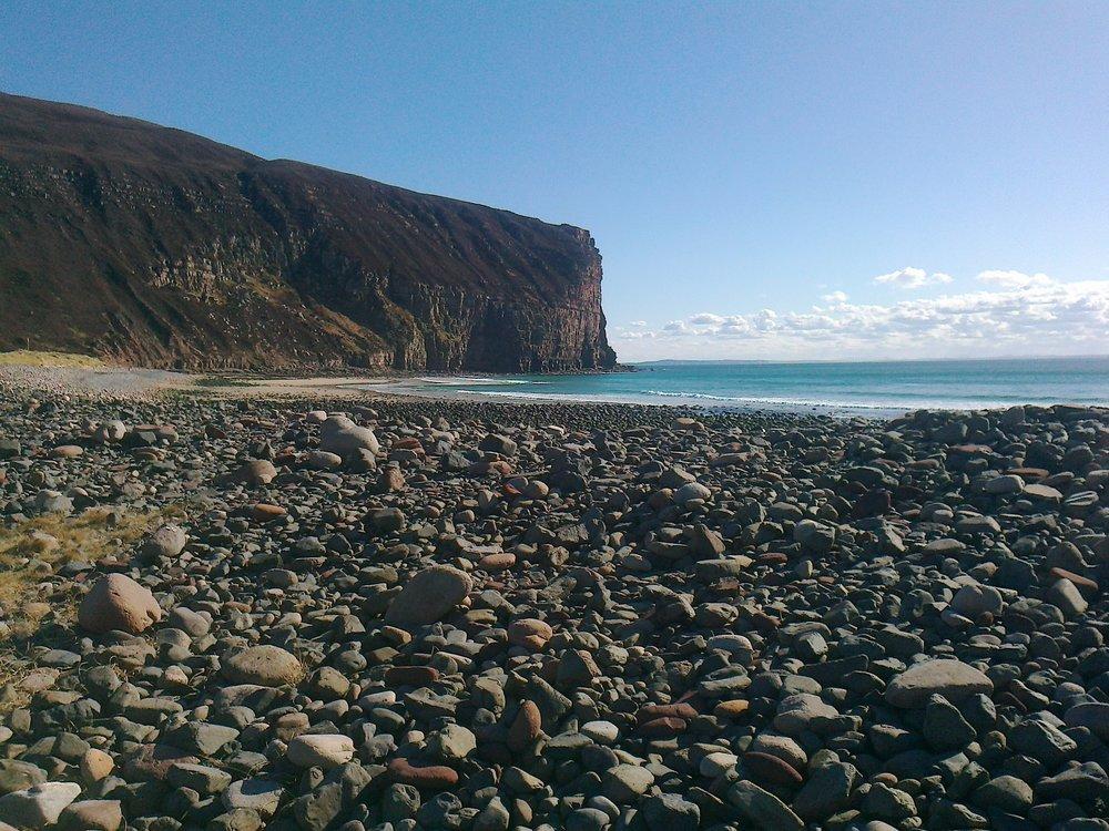 Rackwick Bay, Hoy Orkney Isles -  Tour & Walk in small groups - Roaming Scotland..jpg